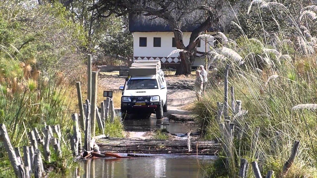 Botswana & Namibia, Self Drive 4x4, July August 2014