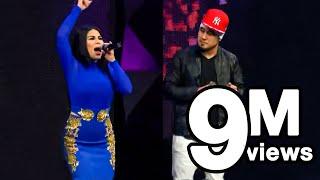 آریانا و جمال – پرنده محبت – 4 بهترین / Aryana & Jamal – Parande Mohabbat – Afghan Star S12 – Top 4