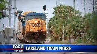 CSX Quiet Zone Crossings Installed Wrong Horns Blow For Now