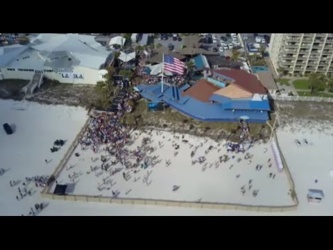 Drone Stl Boy S At Spring Break 2017 Panama City Florida Spinnaker Beach Jake O