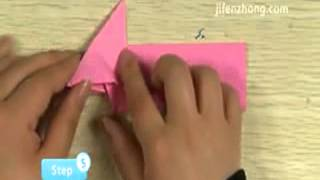 Chinese Zodiac Rabbit Origami