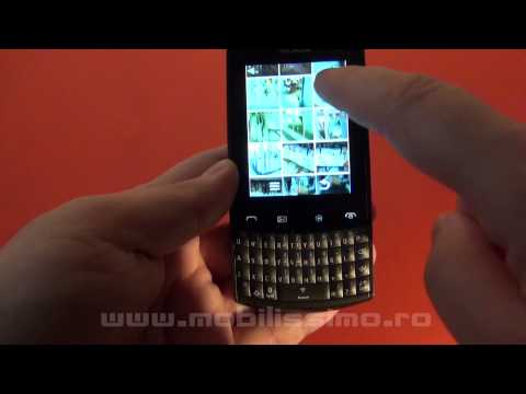 Nokia Asha 303 review Full HD in limba romana - Mobilissimo TV
