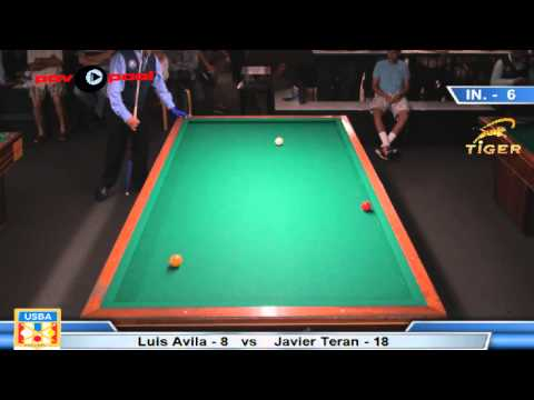 USBA - Maywood, CA / FINAL MATCH - Luis Avila vs Javier Tera