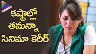 Tamanna's Career in Deep Trouble | Tamanna Dropped from Star Heroes Movies | Telugu Filmnagar