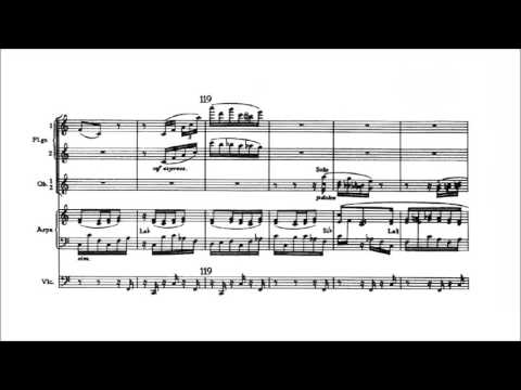 Igor Stravinsky - Symphony in 3 Movements [With score]