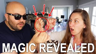 How to do 5 VISUAL Magic Tricks
