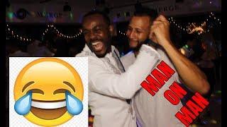 (HILARIOUS!! )Man on Man Yami & Andy Kiz & Tarraxinha dancing