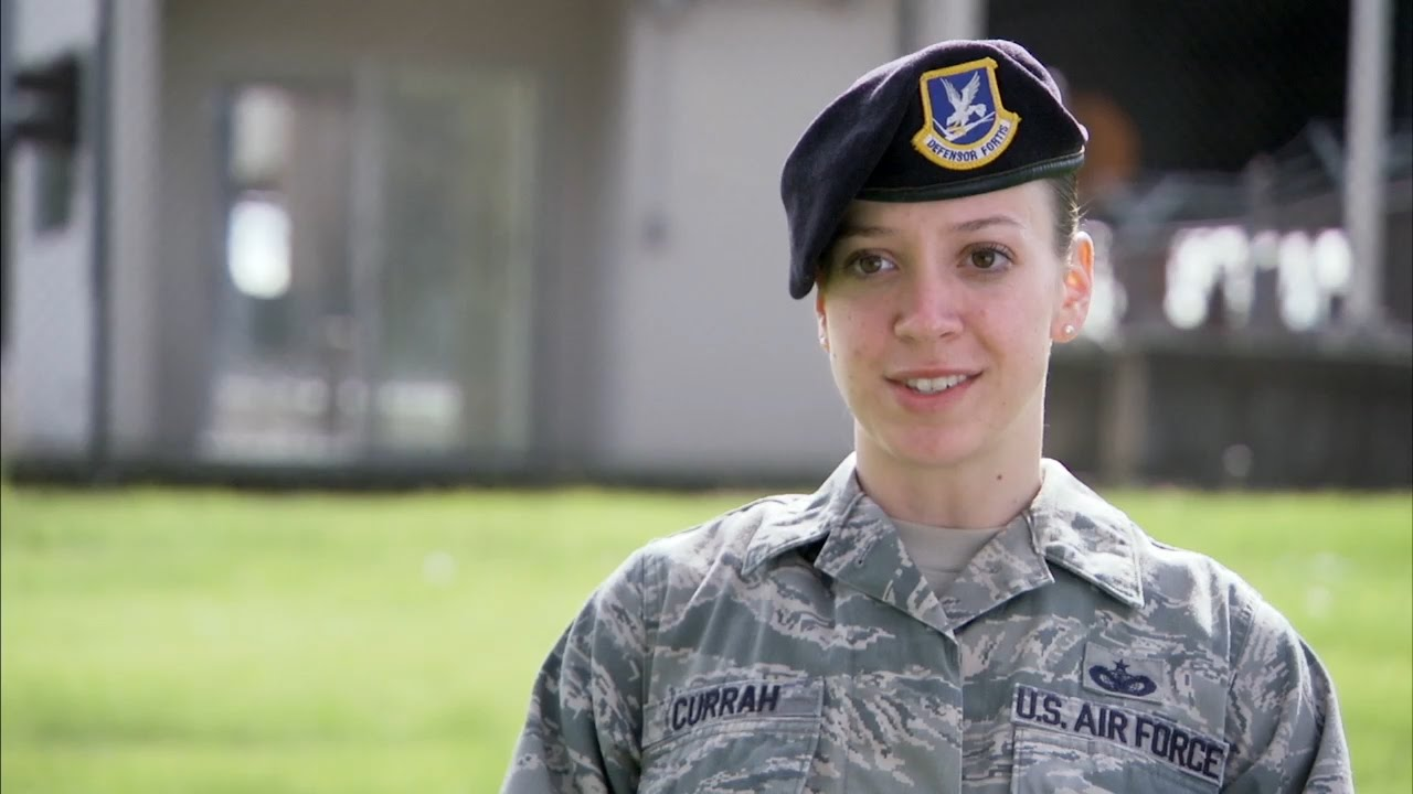 Women joining the airforce