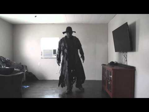 Jeepers Creepers Costume Reveal
