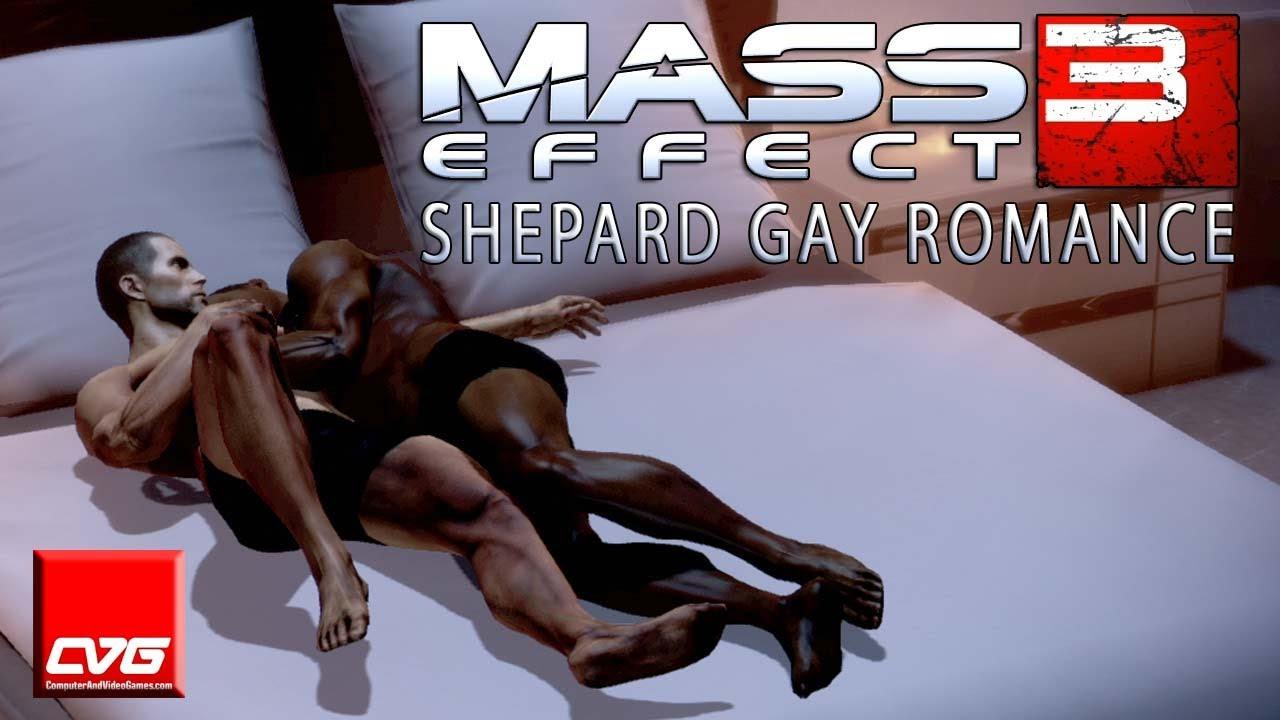 MASS EFFECT GAY SCOTT YAOI