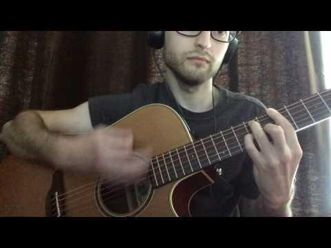 Radiohead - I Promise (Guitar Cover)