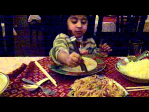 i love noodles - at Kim Mun