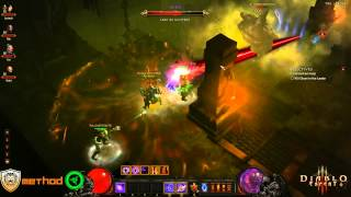 Diablo 3 - Ghom (Inferno) Kill Video World First