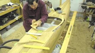 Making a Strip Built Sea Kayak