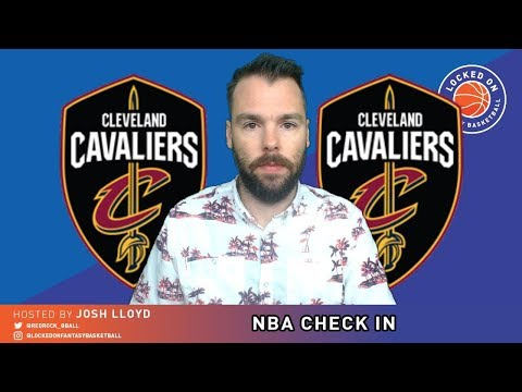 NBA FANTASY CHECK IN | Cleveland Cavaliers December 11 2018 | Collin Sexton In Charge Now