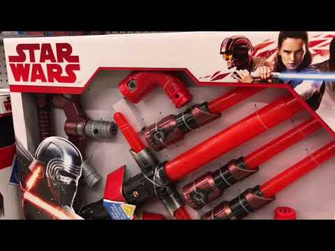 Star Wars toys not selling | disney ruined Star Wars