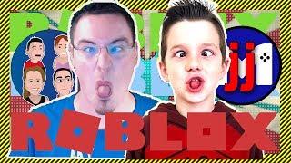 ROBLOX Livestream! - Collaboration with GamerBoyJJM! - Icebreakers, Deathrun, Epic Minigames, More!