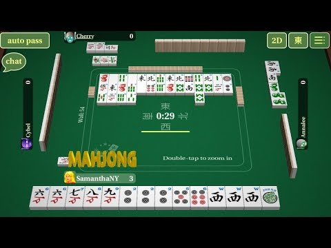 Playing Online Red Mahjong With Real Players At GameColony.com