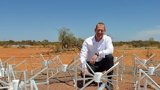 AARNet Interview: Steven Tingay (Director Curtin Institute of Radio Astronomy)