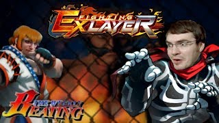The Weekly Beating #95 - Fighting EX Layer