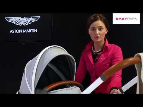 Silver Cross Surf Aston Martin Edition - Productvideo / Review NL/BE