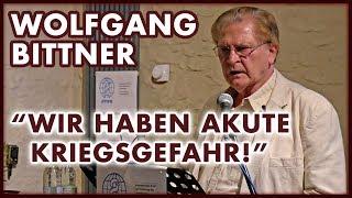Wolfgang Bittner: Die Krise zwischen USA-EU-Russland
