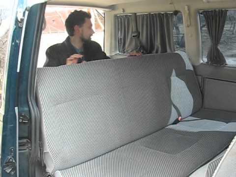 Фольксваген т4 диван