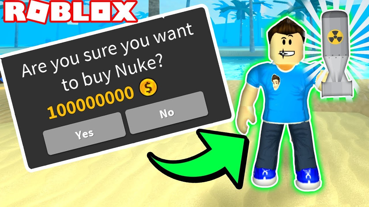 Buying the Nuke and Making Millions Instantly in Treasure ...