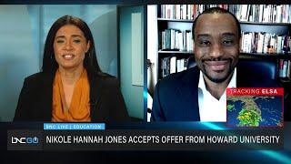 Nikole Hannah-Jones Turns Down Tenure at UNC, Heads to Howard University