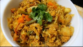 mix veg recipe punjabi style