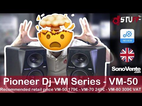 Pioneer Dj VM Series - VM-50 🇬🇧