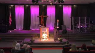 """Positioned to Pursue Purpose"", Part 2, Pastor Tim Marr"