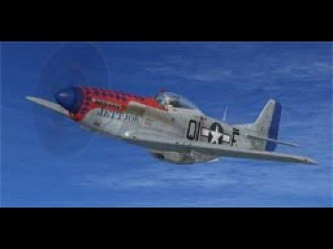 Brian Taylor P-51 Jett Job O.S. 1.08  Very Fast!!!