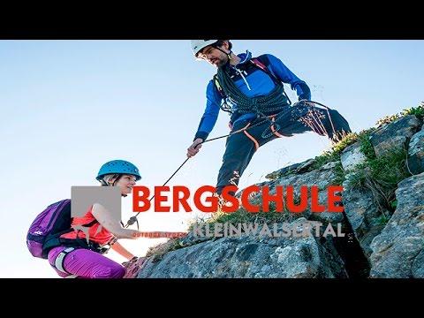 Klettersteig Kleinwalsertal : Klettersteig allgäu kleinwalsertal youtube