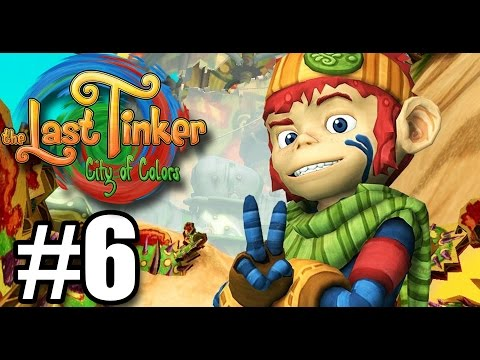 Cooliex Presents: The Last Tinker (P6 High Five the Sun)