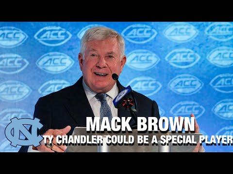 Mack Brown -