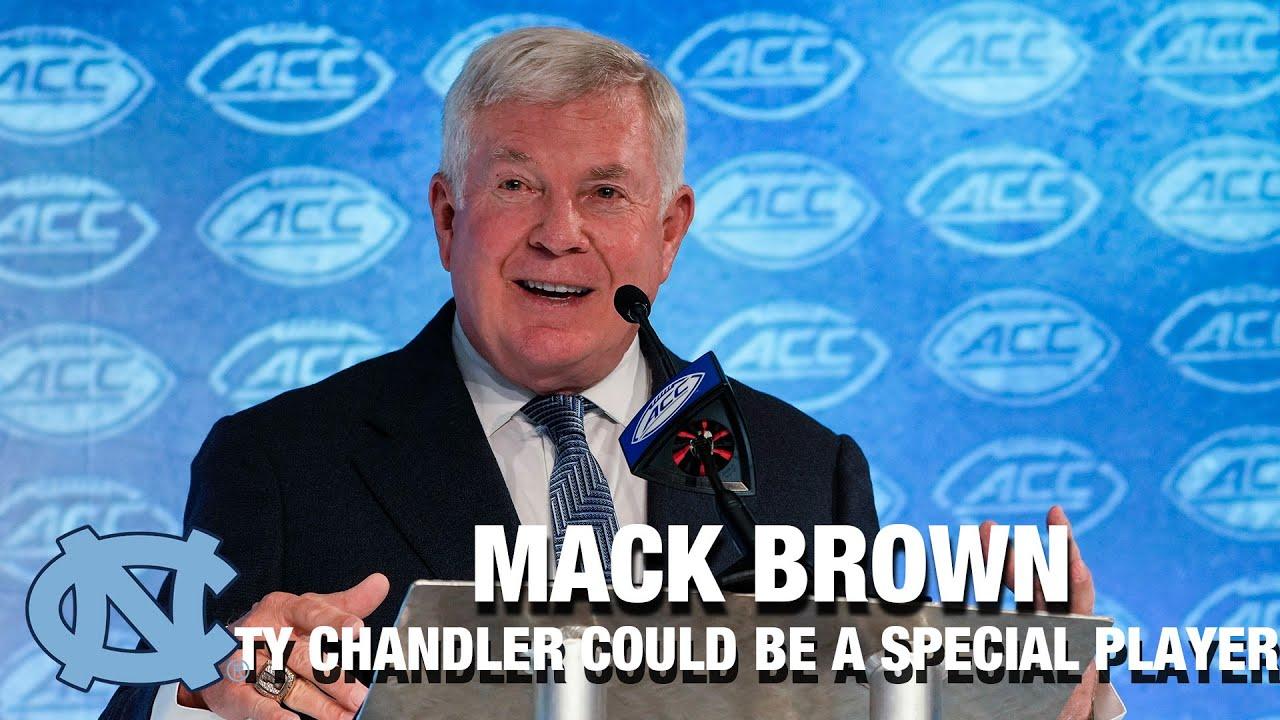 Video: Mack Brown -