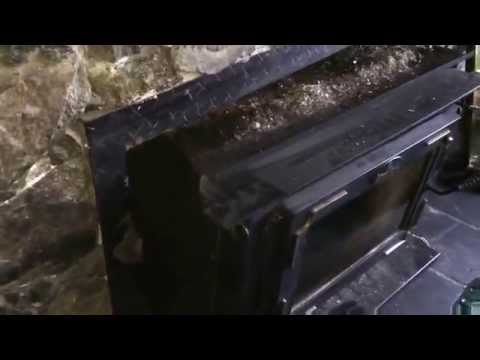 Osburn Fireplace Insert needs Chimney Liner - Creosote Fire Hazard