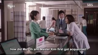 Romantic Doctor, Teacher Kim - Ms. Oh & Master Kim's First Meeting