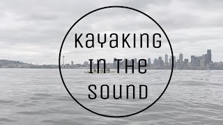 Kayaking In The Sound | The KC Chronicles #6
