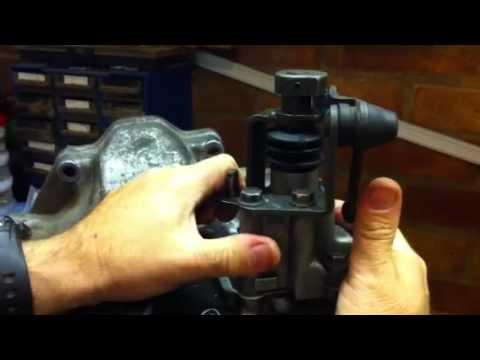 Daewoo Matiz gearbox - YouTube