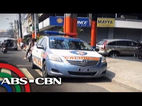 Police mobile, huling lumabag sa sari-saring batas-trapiko
