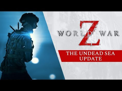 Sail the Undead Sea in new World War Z DLC