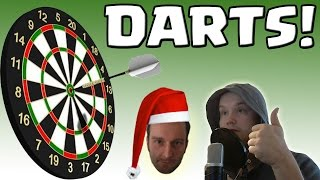 DARTS! || DUELL - Mabuel vs. Fred #1 || Let's Play Darts [Deutsch/German HD+]
