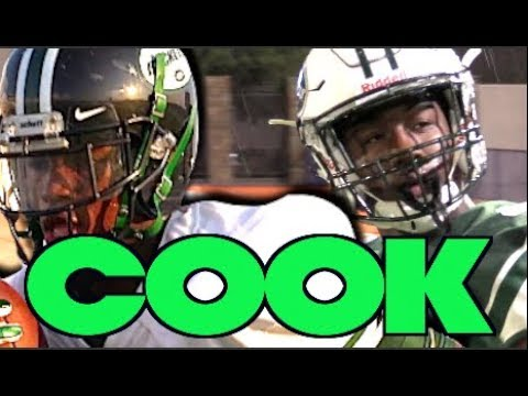 James Cook ' 18 | Miami Central (Miami, FL) Senior Year Highlight Mix