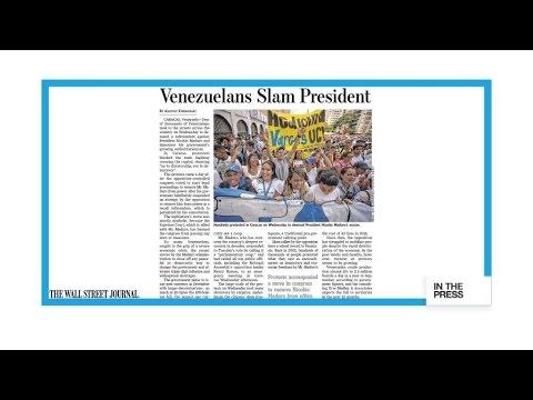 Venezuela: 'Closing the door to democracy opens the door to violence'