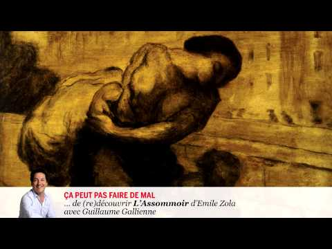 """""""L'Assommoir"""" d'Emile Zola lu par Guillaume Gallienne"""