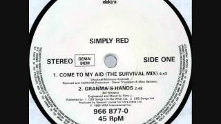 "Simply Red - Come To My Aid (Dj ""S"" Bootleg Extended Dance Re-Mix)"