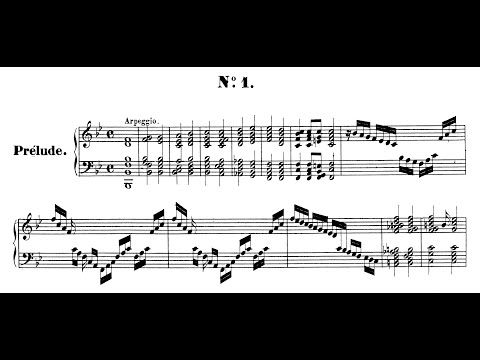 Handel: Keyboard Suite No.1 in B-flat major, HWV 434 (Schiff)