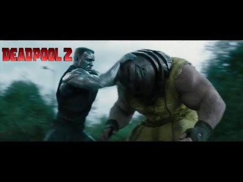 Deadpool 2 - Colossus Vs Juggernaut (Full Fight Scene) HD thumbnail